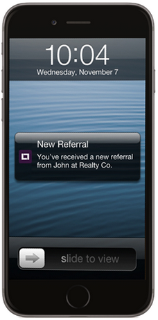 new referral