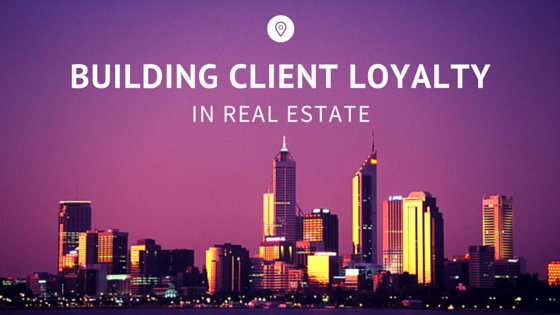 building client loyalty