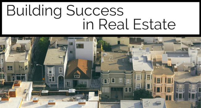 Building Success in Real Estate